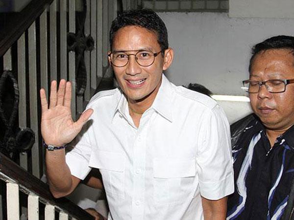 Wagub Sandiaga Akui Alasan Rencana Tarawih Akbar di Monas adalah Karena 'Instagram-able'