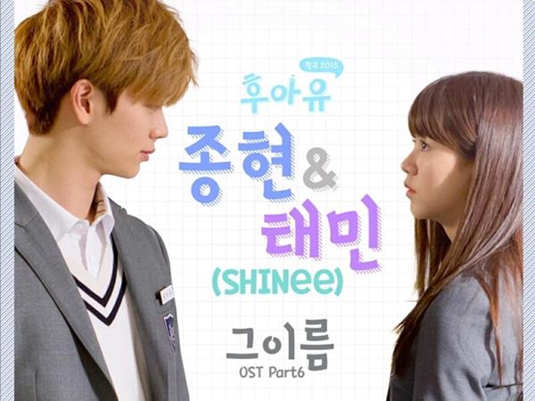 Jonghyun dan Taemin SHINee Rilis Lagu Duet Pertama Kalinya untuk OST 'School 2015'