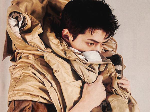 Ketika Sehun EXO Bahkan Berhasil Buat Gaya Fashion Aneh Jadi Terlihat Stylish
