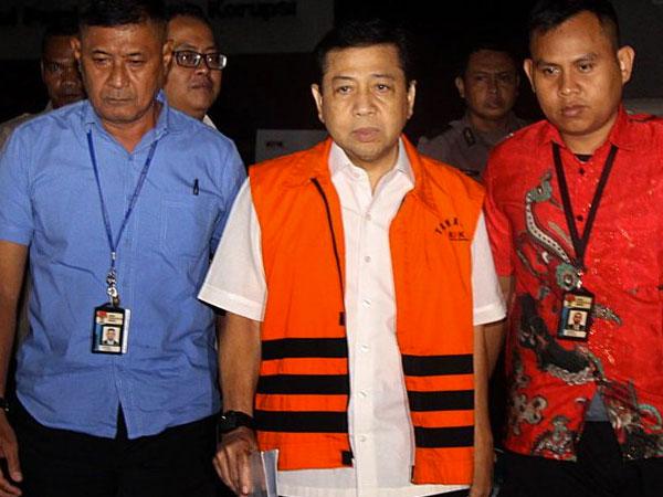 Surat Setya Novanto Dinilai Permalukan Partai Golkar dan DPR