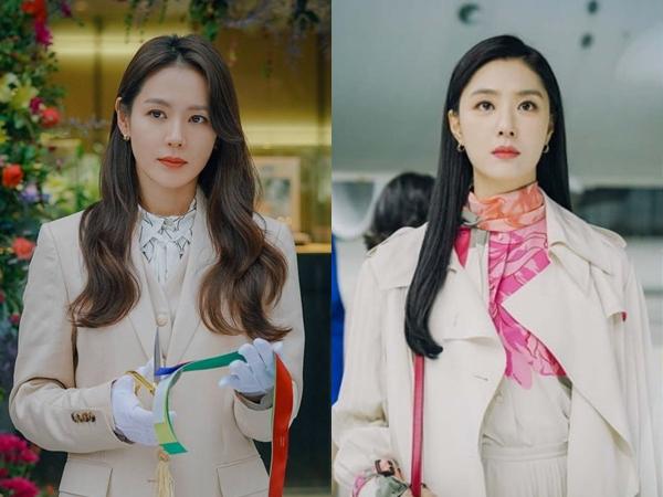 Persaingan Son Ye Jin dan Seo Ji Hye Tak Sekedar 'Rebutan' Hyun Bin di Drama