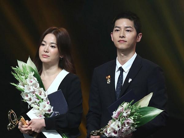Song Joong Ki dan Song Hye Kyo Dikabarkan Pisah Sejak Tahun Lalu, Rumah Mewah Tak Pernah Ditinggali?