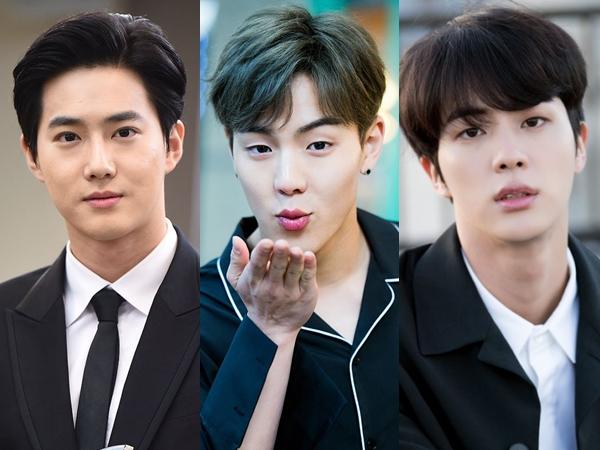 Suho EXO Hingga Jin BTS, Total Ada 30 Idola K-Pop yang Wajib Militer di Tahun Ini