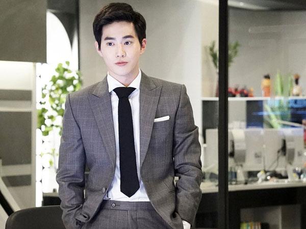 Tampannya Suho EXO Jadi CEO Jenius nan Tajir di Drama 'Rich Man'