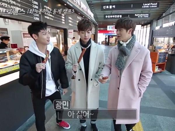 Jadi Pasangan 'Celebrity Bromance' Selanjutnya, 3 Idola K-Pop Ini Ngobrol Seru Soal Drama 'Goblin'