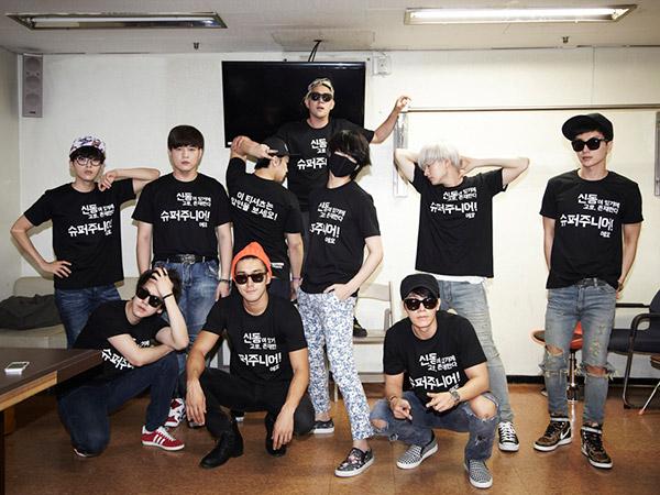 Cara 'Halus' Super Junior Singgung Kontroversi Kangin dan Sungmin di Reality Shownya