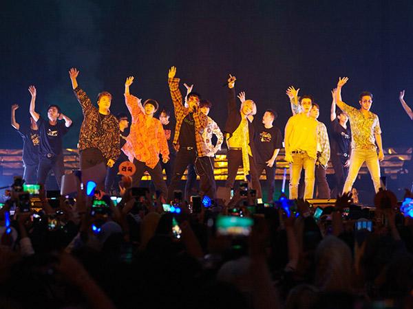 Super Junior Sampaikan Pujian, Gombalan, Hingga Pesan Manis untuk Fans Indonesia