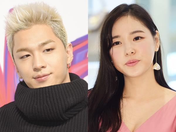 Sahabat Bocorkan Tanggal Pernikahan Taeyang dan Min Hyo Rin!
