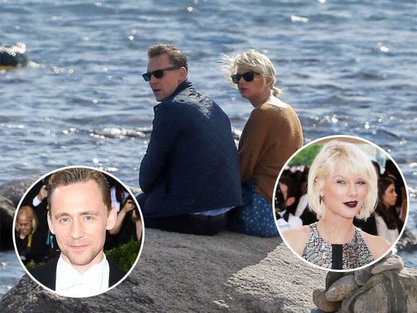 Move On dari Calvin Harris, Taylor Swift Kepergok Ciuman dengan Bintang 'The Avengers'!