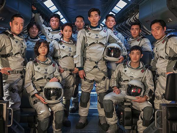 Sinopsis Serial The Silent Sea, Gong Yoo Jalani Misi Perjalanan ke Bulan Demi Bumi