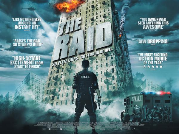 Remake 'The Raid' Versi Amerika Kembali Ditunda Pembuatannya, Ini Alasannya