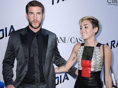 6 Tanda Hubungan Miley Cyrus dan Liam Hemsworth Ada di Ujung Tanduk