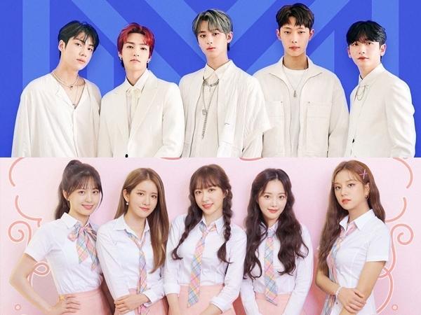 Drama IDOL Rilis Poster untuk Grup Idola K-Pop Fiksi