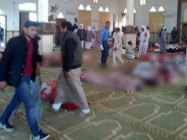 Kengerian Saksi Mata dari Serangan Teror Sinai Paling Berdarah Sepanjang Sejarah Mesir