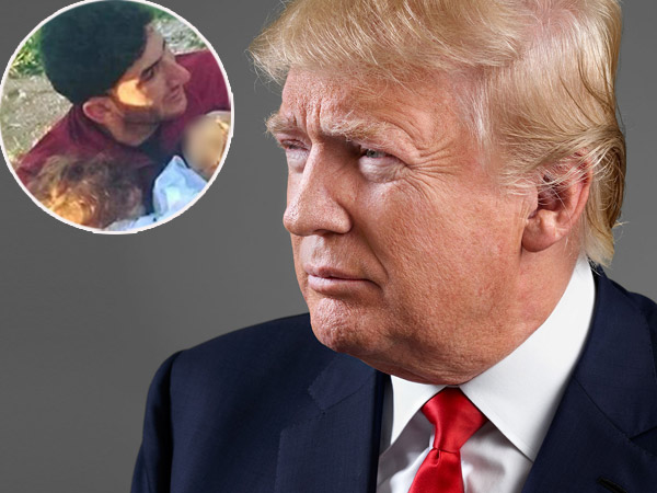 Foto Memilukan Ini Jadi Alasan Donald Trump Luncurkan 59 Rudal ke Suriah