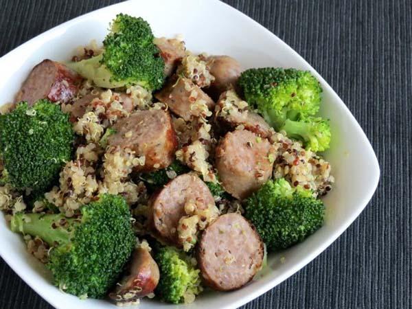 Lezat dan Bernutrisi, Yuk Sajikan Resep Tumis Brokoli Sosis Sebagai Menu Sarapan