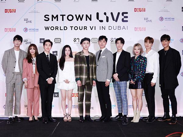 Artis SM Kompak Lakukan 'Dance Challenge' TVXQ, Gaya Irene Red Velvet Bikin Salah Fokus!