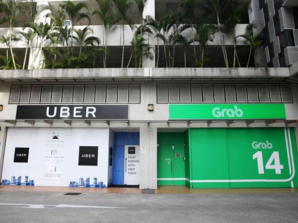 Diakuisisi Grab, Aplikasi Uber Akan Ditutup dalam 2 Minggu