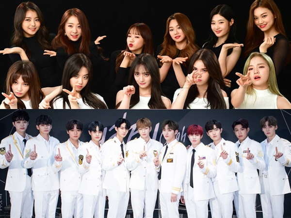 I.O.I dan Wanna One Dipastikan Tampil di Episode Final 'Produce 48'