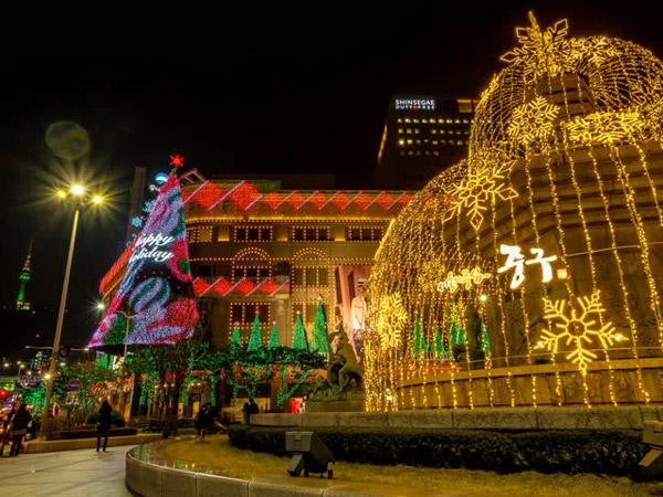 Deretan Lokasi 'Outdoor' Memukau Korea Selatan untuk Habiskan Liburan Natal!