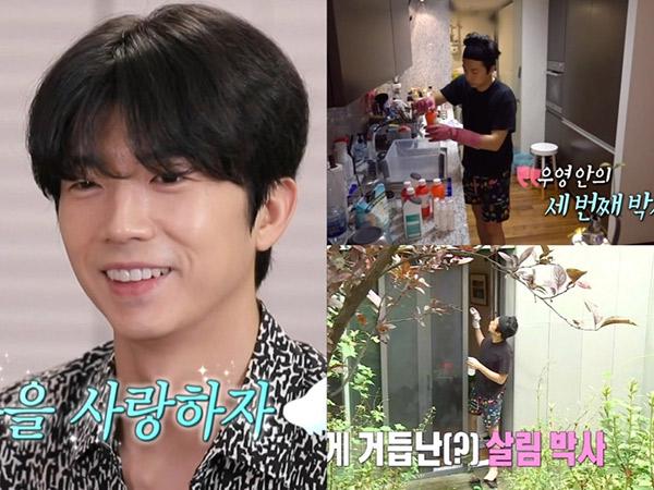 Kegiatan Rumah Wooyoung 2PM Bikin Terkejut, Cocok Jadi Bapak Rumah Tangga