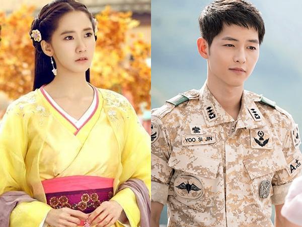 YoonA SNSD vs Song Joong Ki, Siapa yang Popularitasnya Makin Meledak di Tiongkok?
