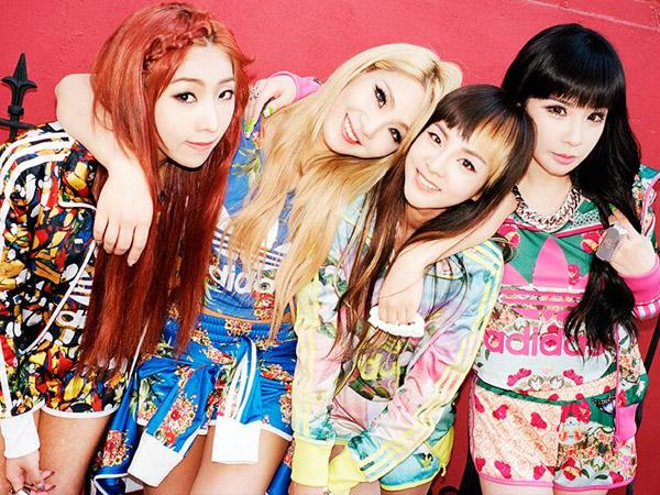 Diputar di Radio Amerika, Lagu 'I Am The Best' 2NE1 Kena Sensor?