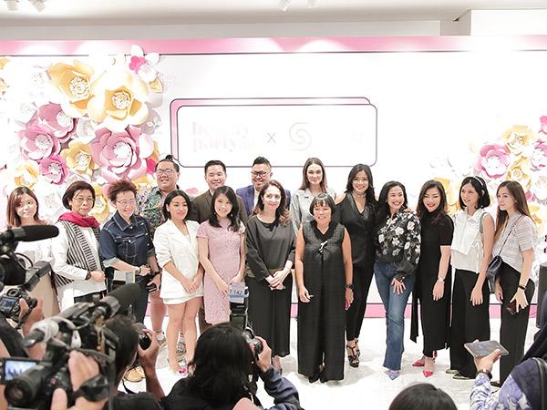 12 Produk Makeup dan Skincare Kreasi Tanah Air Hadir di Beauty Party x SEIBU