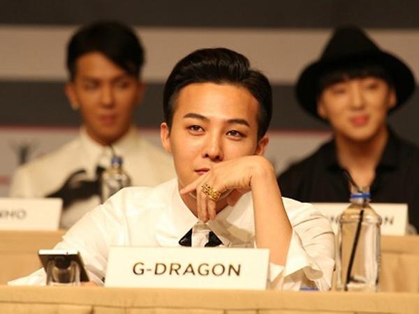 G-Dragon Belum Bisa Pastikan Waktu Comeback Big Bang?