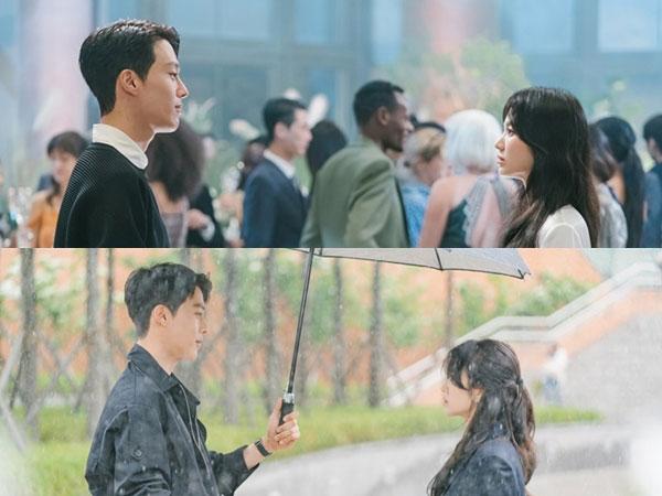 Tatapan Penuh Makna Jang Ki Yong dan Song Hye Kyo di Teaser Perdana Drama Baru SBS