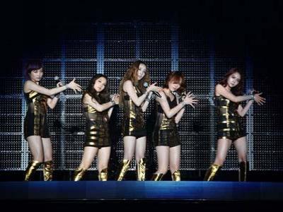 Kara, Artis Wanita Korea Pertama yang Konser di Tokyo Dome