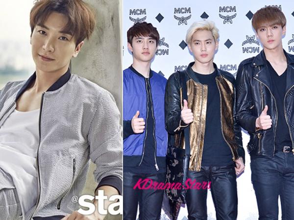 Leeteuk Super Junior Ceritakan Pengalaman Memalukan Saat Bertemu EXO Dalam Keadaan Bugil