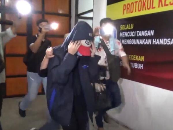 Diduga Prostitusi, Artis HH Ditangkap Bersama Seorang Pria di Hotel Medan