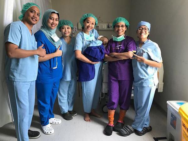 Sudah Operasi Mata Kanan dan Kiri, Ini Kondisi Terakhir Bayi Asri Welas