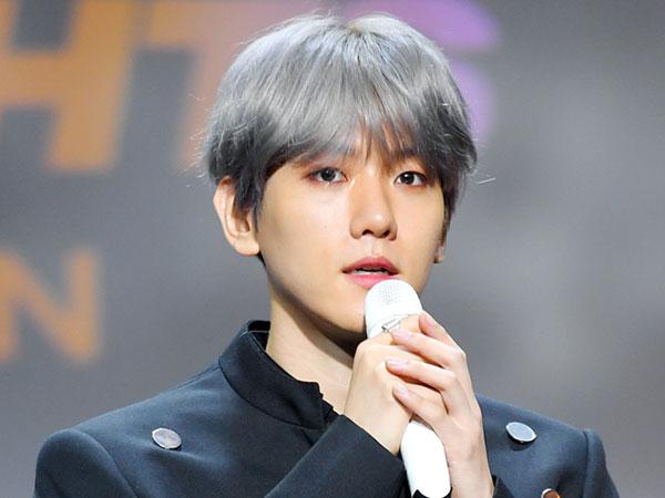 Ungkap Ada Beban untuk Debut Solo, Baekhyun EXO Tak Sangka Albumnya Laris