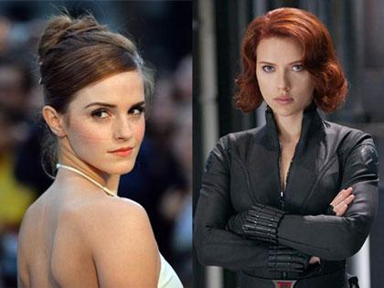 Siap Masuk Dunia Marvel, Emma Watson Incar Peran Utama di Film 'Black Widow'