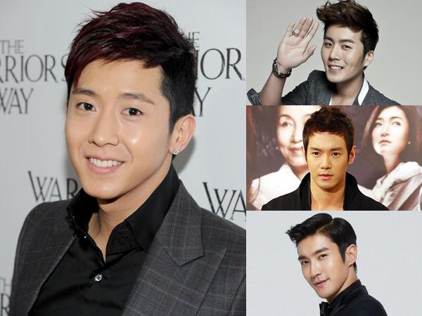 Brian Joo Kembali Bahas Rumor Pacaran dengan Hwanhee, Eru, dan Siwon Super Junior