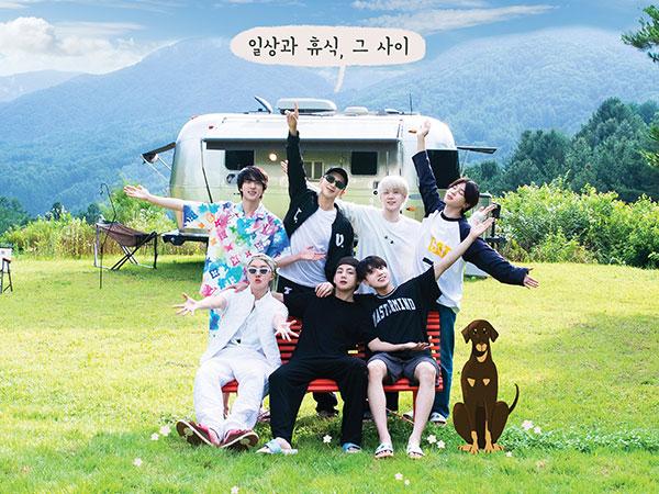 Harga Outfit BTS dalam Poster In the SOOP Season 2, Nggak Sesantai Gayanya