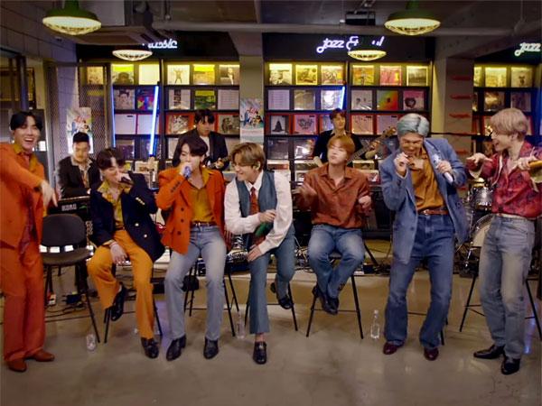 Momen yang Terlewatkan dari Penampilan Spesial BTS di Tiny Desk Concert