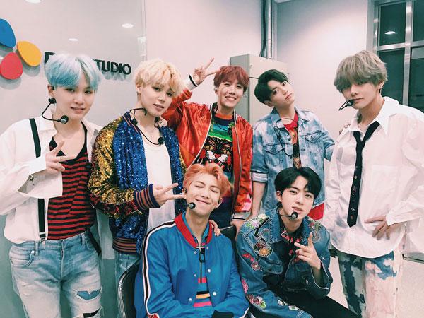 Daebak! Album Baru BTS Jadi yang Terlaris dan Masuk Top 10 Chart Billboard 200