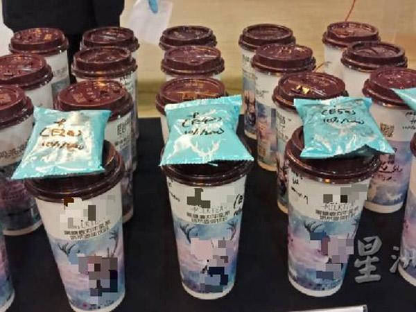 Duh, Penjual Ini Nekat Campur Bubble Tea dengan Bubuk Narkoba