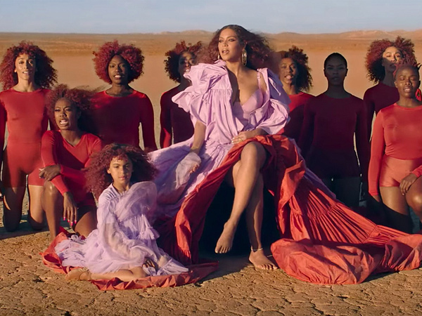 Warisi Bakat Sang Ibu, Blue Ivy Carter Unjuk Gigi di Album 'The Lion King' Beyonce
