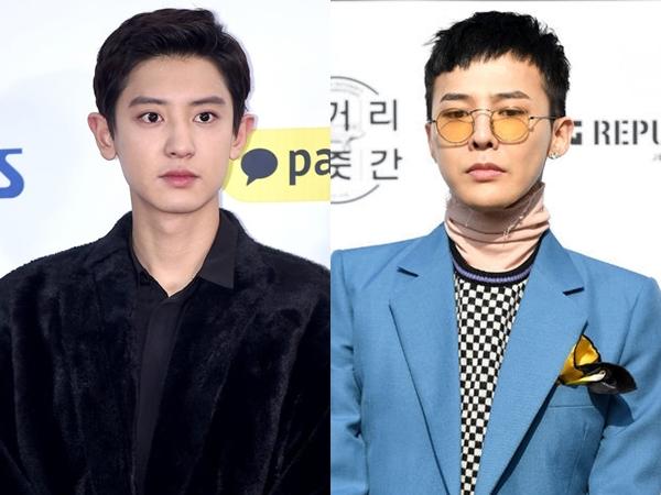 Chanyeol EXO Kalahkan G-Dragon Jadi Seleb Korea Paling Banyak Followers di Instagram