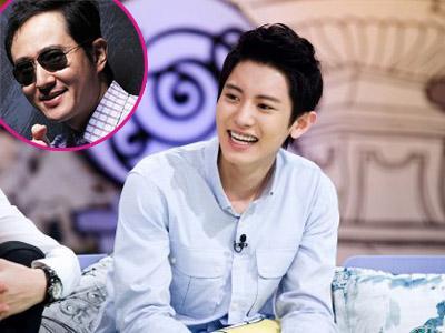 Chanyeol EXO Mirip dengan Salah Satu Penyanyi Lawas Korea?
