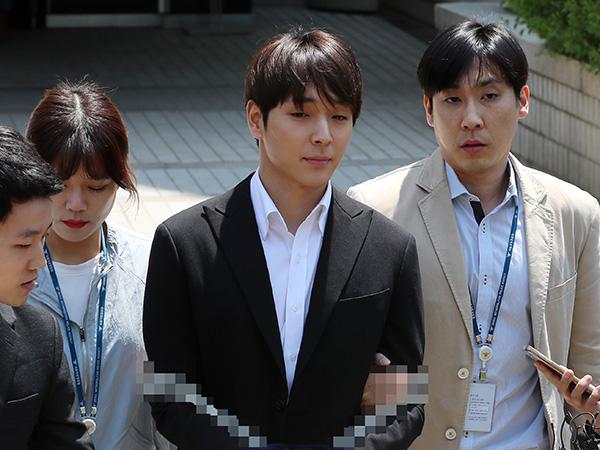 Choi Jonghoon Dijatuhi Hukuman Lagi Atas Kasus Suap dan Penyebaran Video Ilegal