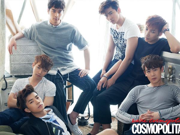 2PM Umumkan Waktu Comeback dan Bersiap Gelar Konser!
