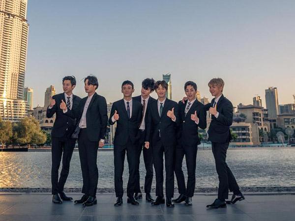 Daebak, Lagu EXO 'Power' Bakal Diputarkan Lagi di Dubai!