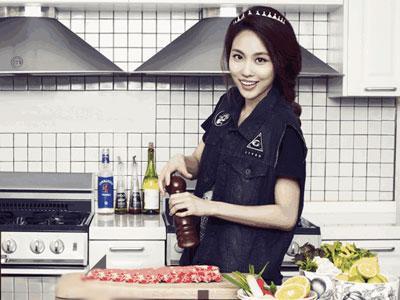 Fei Miss A Kembali Memasak Untuk Amal SBS Hope TV