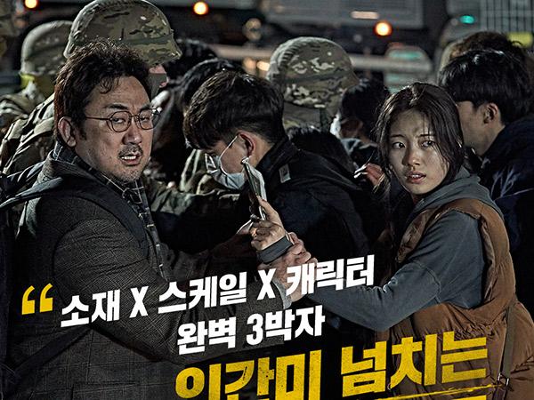 Seminggu Tayang, Film Ashfall Capai Angka 4 Juta Penonton