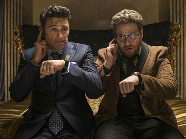 Duh, Korea Utara Anggap Film 'The Interview' Alasan Untuk Perang?